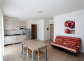Residence Margherita Two-room apartment with garden east Bibione