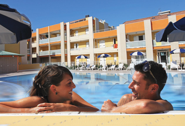 Beautiful apartments in the heart of Bibione Lido del Sole